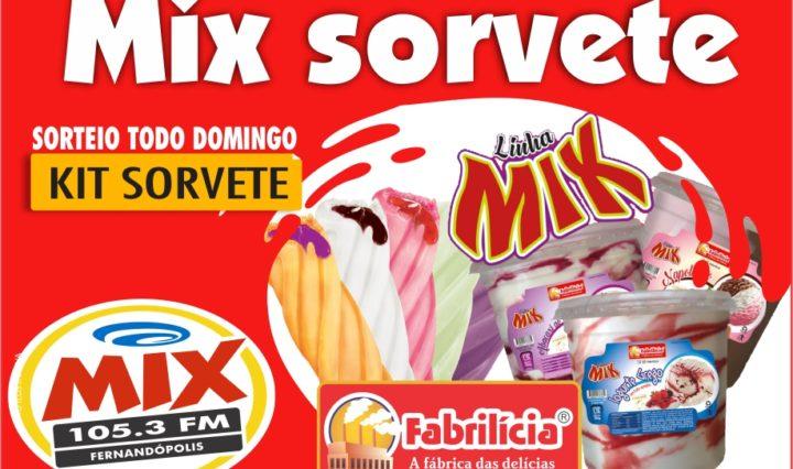 MIX SORVETE
